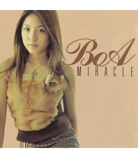 BoA - Miracle Album (édition coréenne)