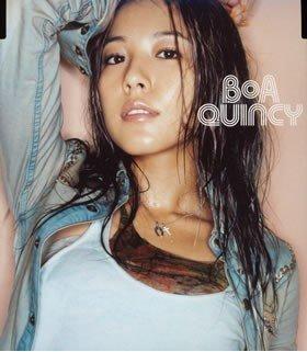 BoA - Quincy/Kono Yo no Shirushi (édition coréenne)