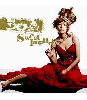 BoA - Sweet Impact (CD+DVD) (édition coréenne)