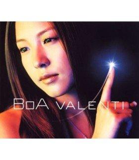 BoA - Valenti (édition coréenne)