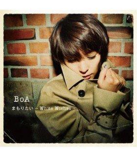 BoA - Mamoritai - White Wishes (CD+DVD) (édition coréenne)