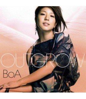 BoA - OUTGROW (CD+DVD) (édition coréenne)