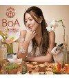 BoA - Brand New Beat (CD+DVD) (édition coréenne)