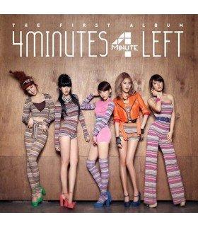 4Minute Vol. 1 - 4Minutes Left (édition coréenne)