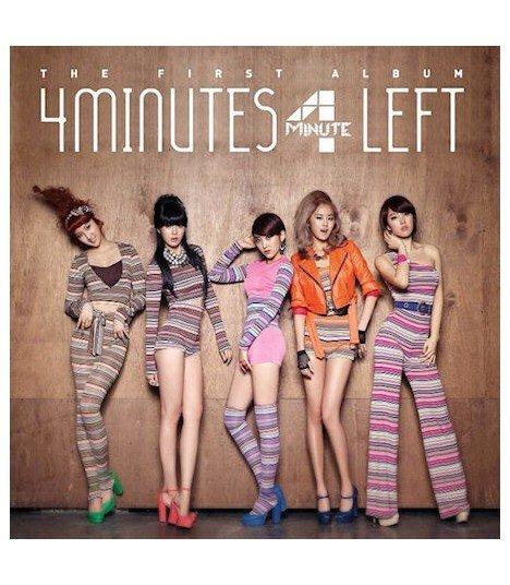 4Minute Vol. 1 - 4Minutes Left