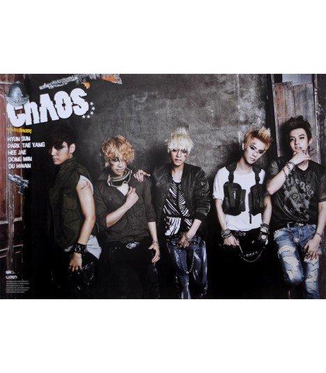 Affiche officielle - ChAOS Mini Album Vol. 1