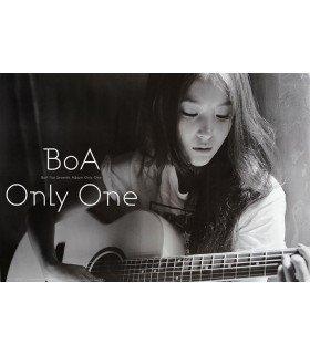 Affiche officielle - BoA Vol. 7 - Only One (édition limitée)