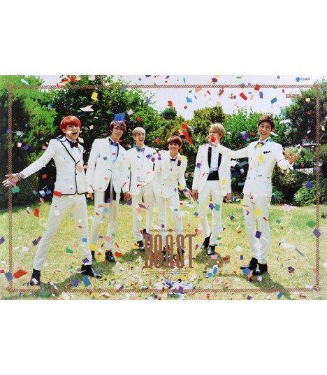 Affiche officielle - BEAST Mini Album Vol. 5 - Midnight Sun (édition limitée) (Version A)