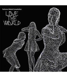 "Perfume (パフューム) - Perfume Global Compilation ""LOVE THE WORLD"" (ALBUM+DVD) (édition limitée japonaise)"