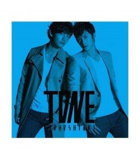 Dong Bang Shin Ki - TONE (ALBUM+DVD) (édition Asie)