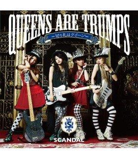 SCANDAL (スキャンダル) Queens are trumps - Kirihuda wa Queen - (édition japonaise)