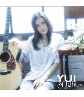 YUI - fight (édition japonaise)