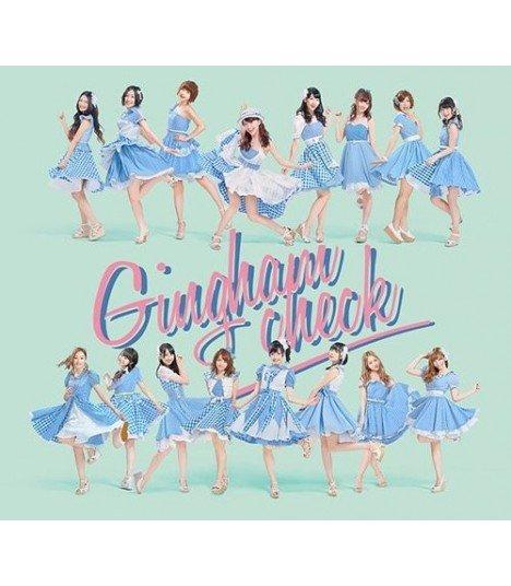 AKB48 - Gingham Check (Type-A) (CD+DVD) (édition coréennne)