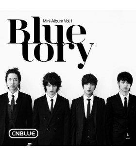 CNBLUE 1st Mini Album - Bluetory