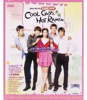 Cool Guys Hot Ramen (Flower Boy Ramyun Shop) - DVD DRAMA COREEN (tvN)