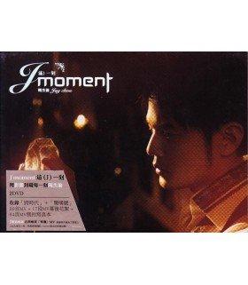 Jay Chou (周杰倫) J moment (2DVD) (édition Hong Kong)