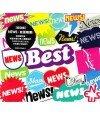 NEWS - NEWS Best (First Press) (édition limitée taiwanaise)