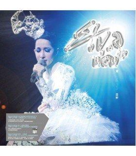 Elva Hsiao (蕭亞軒) Elva [Wow3] Live (2DVD) (édition limitée Taiwan)