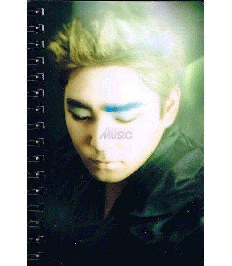 Bloc-notes SUPER JUNIOR Sexy, Free & Single (Sungmin)