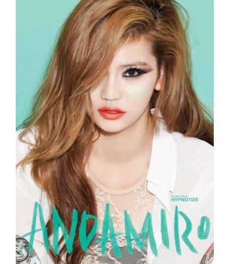 Andamiro (안다미로) Mini Album Vol. 1 - Hypnotize (édition coréenne)