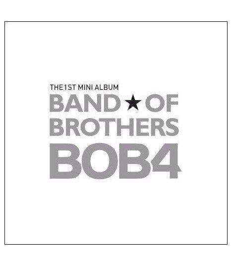 BOB4 (비오비포) Mini Album Vol. 1 - Youaholic (édition coréenne)