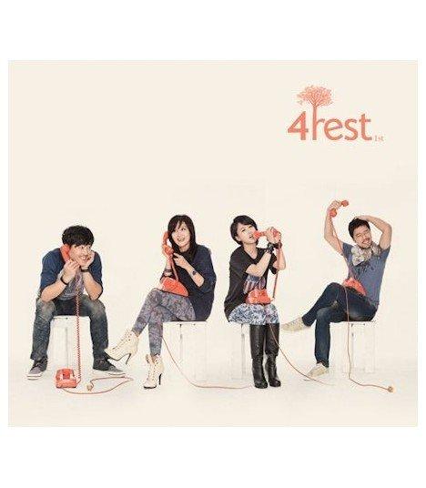 4rest (포레스트) Mini Album Vol. 1 (édition coréenne)