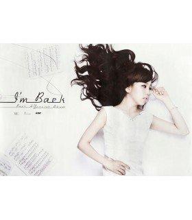 Affiche officielle Baek A Yeon - I'm Baek