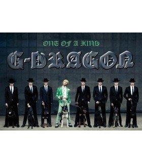 Affiche officielle G-Dragon Mini Album Vol. 1 - One of A Kind