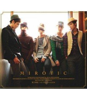Dong Bang Shin Ki Vol. 4 - Mirotic (édition coréenne C)