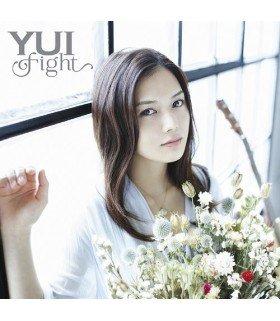 YUI - fight (CD+DVD) (édition japonaise)