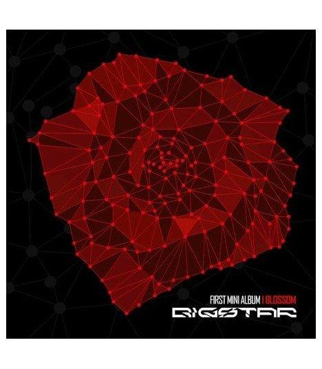 Bigstar (빅스타) 1st Mini Album - Blossom (édition coréenne)
