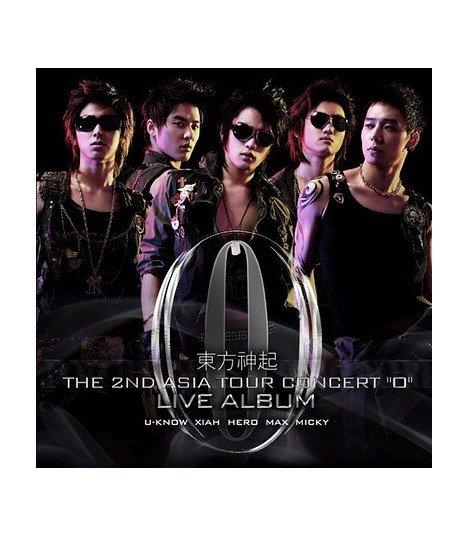 Dong Bang Shin Ki - The 2nd Asia Tour Concert 'O'