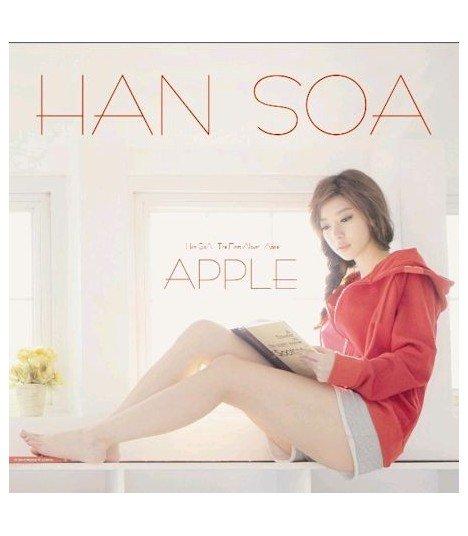 Han Soa (한소아) Vol. 1 - Apple (édition coréenne)