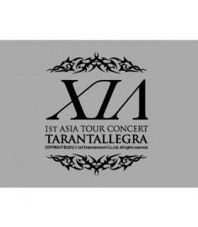Xia (준수) 1st Asia Tour Concert Tarantallegra (3DVD + PHOTOBOOK) (édition coréenne)