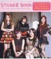 Sticker Book KARA 001