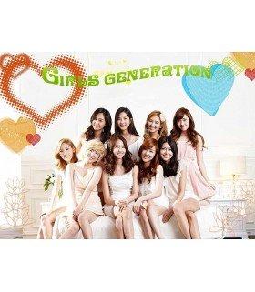 Poster (L) Girls' Generation ( SNSD ) 051
