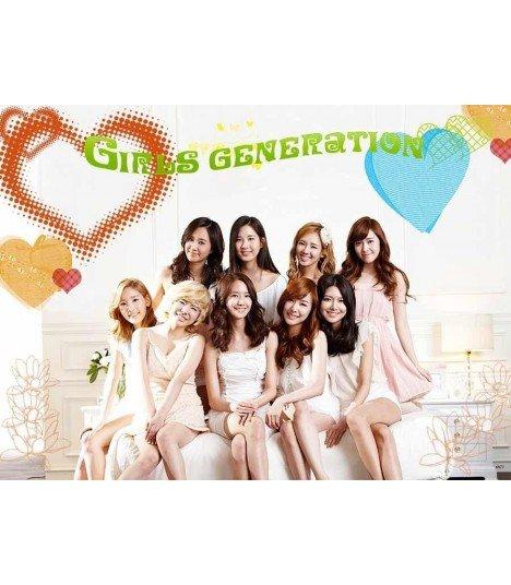 Poster (L) Girls' Generation ( SNSD ) 050
