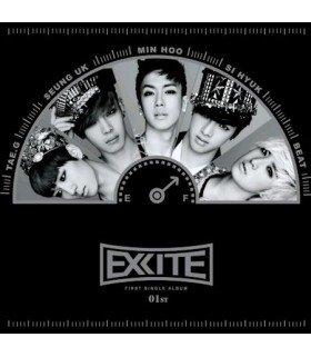 Excite (익사이트) Single Album Vol. 1 - Try Again (édition coréenne)
