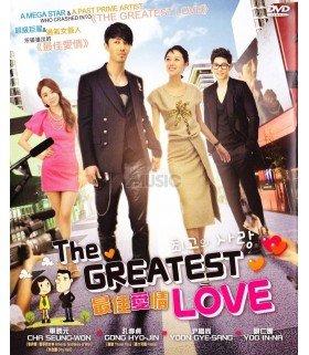 The Greatest Love - DVD DRAMA COREEN (MBC)