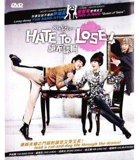 Hate to Lose - DVD DRAMA COREEN (MBC)