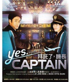 Yes, Captain- DVD DRAMA COREEN (SBS)
