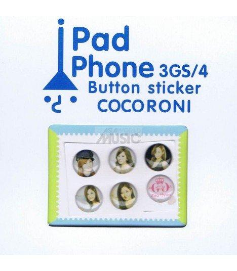 Button Sticker Iphone Girls' Generation (SNSD) 002