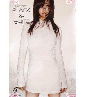 Affiche officielle G.NA Vol. 1 - Black & White