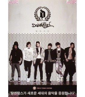 Affiche officielle Dalmatian Mini Album Vol. 1