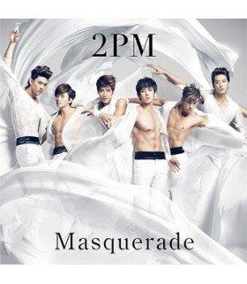 2PM - Masquerade (SINGLE) (édition normale japonaise)