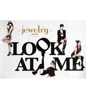 Affiche officielle Jewelry Mini Album - Look At Me