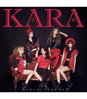 Kara - Girls Forever (Type C) (édition limitée japonaise)