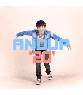Andup (앤덥) 20 (EP) (édition coréenne)