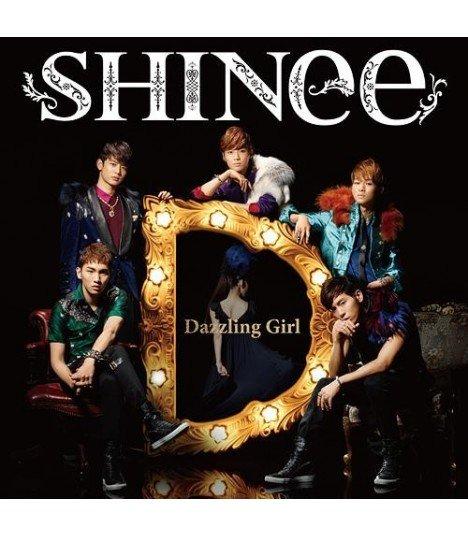 SHINee - Dazzling Girl (édition normale japonaise)