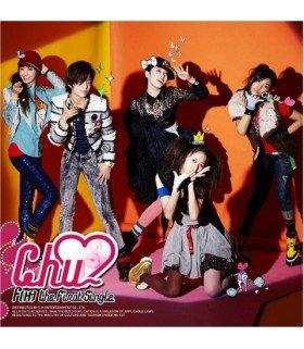 f(x) (에프엑스) 1st Single - Chu (édition coréenne)